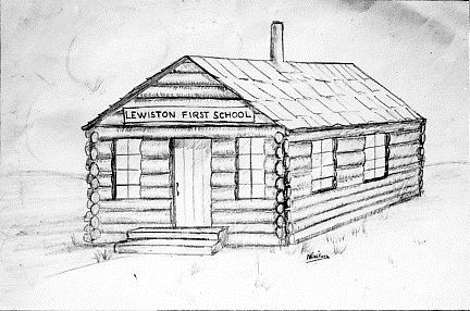 First School Illustration