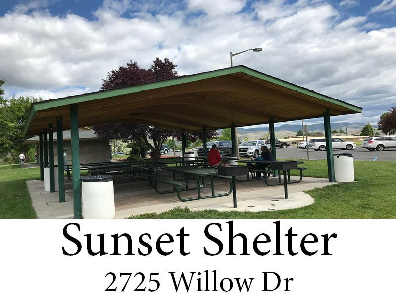 Sunset Shelter Picture